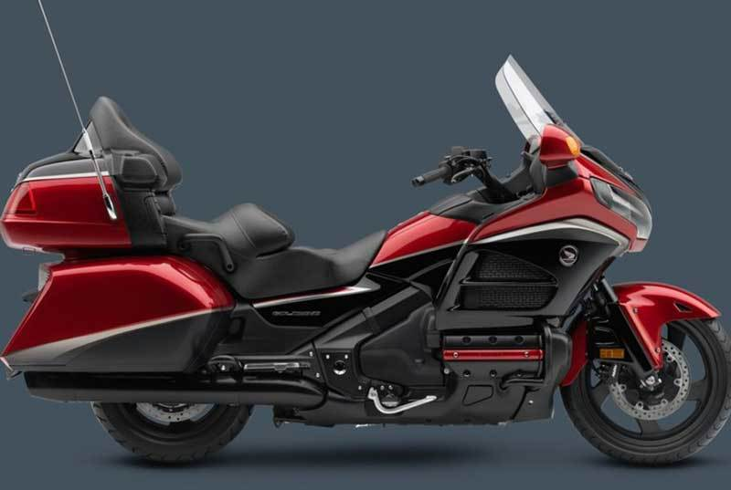 Honda Gold Wing 2017