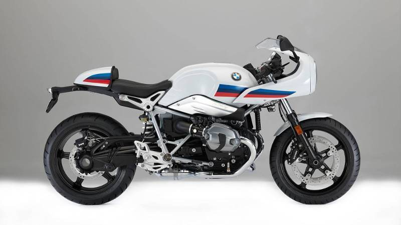BMW R Nine-T Racer 2017