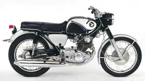 HONDA CB77 Super Hawk