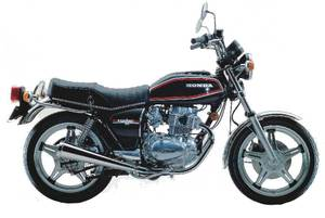 HONDA CB250T Dream/Hawk
