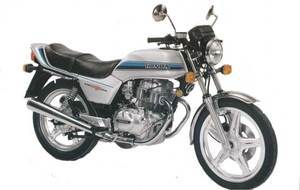 HONDA CB250N Super Dream