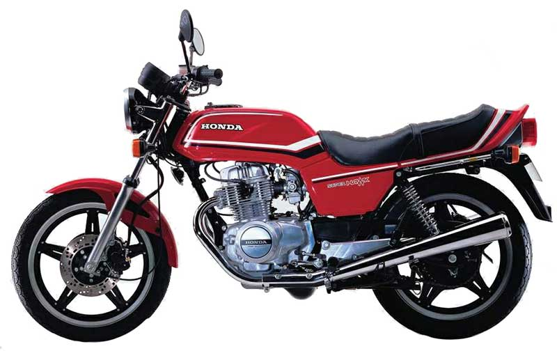 HONDA CB250 Super Hawk