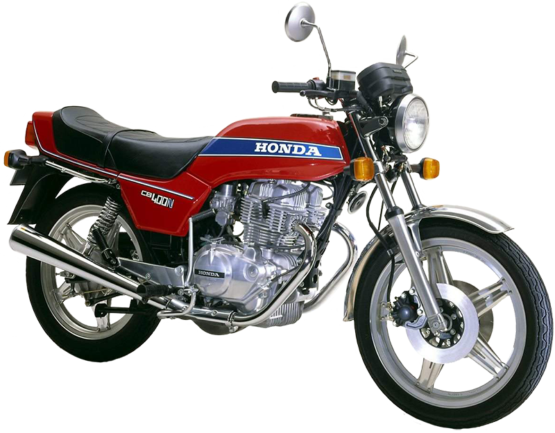 HONDA CB400N Super Dream