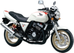 HONDA CB400 Super Four v.S 50th Anniversary Special