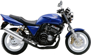 HONDA CB400 Super Four v.S Limited Edition
