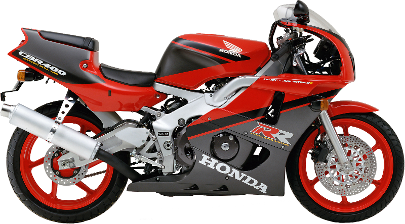 HONDA CBR400RR Gull-Arm